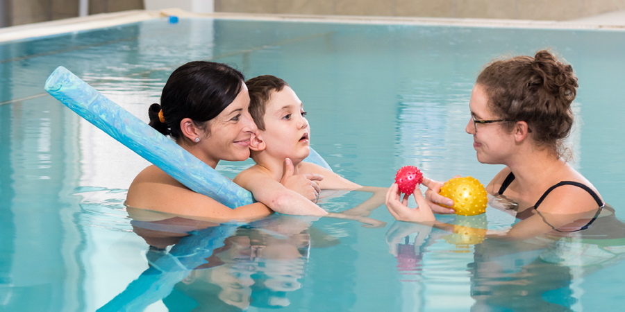 Treatments - Aquatherapy & Hydrotherapy