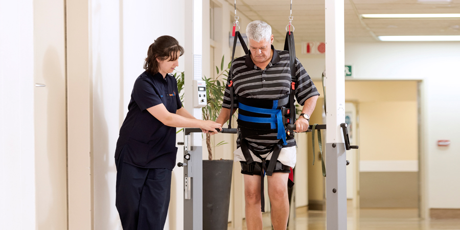 Treatments - Gait Rehabilitation 01