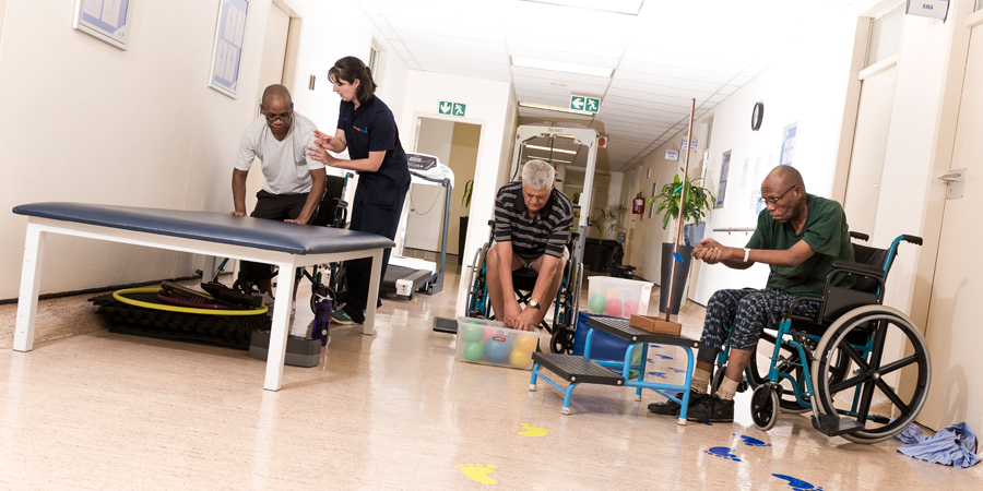 Treatments - Physical Rehabilitation 01